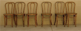 Vintage Bistro Chairs (SOLD)