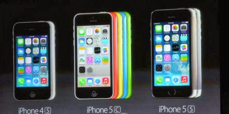 Harga iPhone 5S