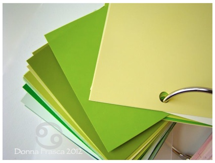 color recipes it 39 s not easy being green or is it
