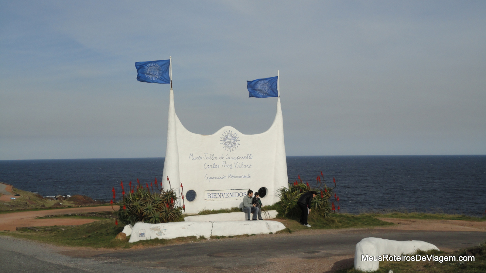 Punta del este visita casapueblo e ao mirador de punta - Casa pueblo fotos ...