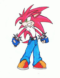 BLEIK THE HEDGEHOG