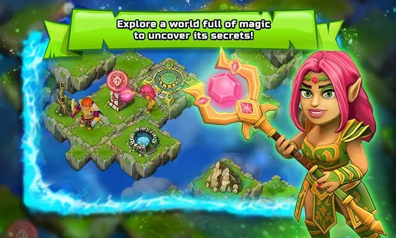 Clash of Islands v1.03 Mod