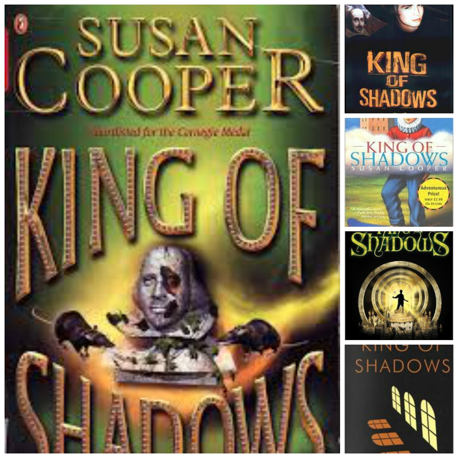 king of shadows by susan cooper Find all available study guides and summaries for king of shadows by susan  cooper if there is a sparknotes, shmoop, or cliff notes guide, we will have it.