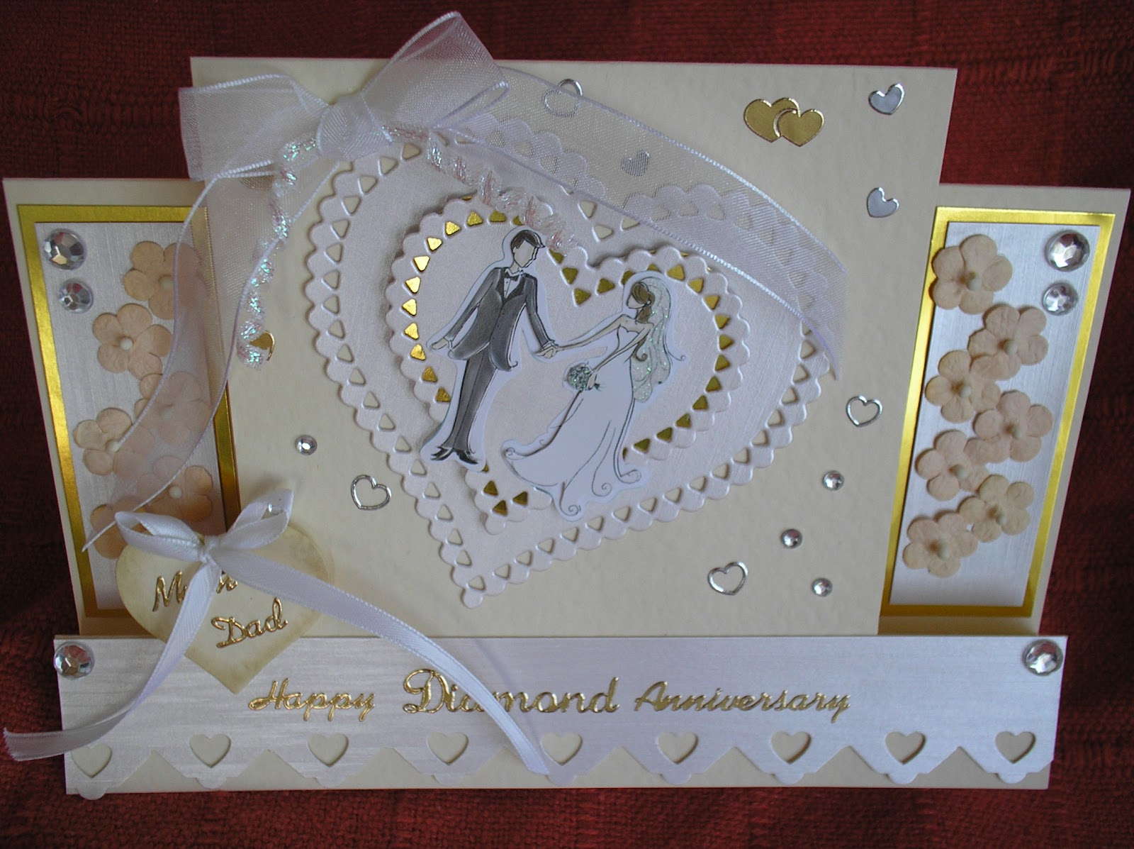 Th anniversary cards at rs piece anniversary cards