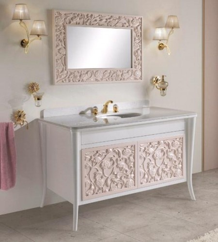 Muebles de ba o de lujo ba os y muebles Do your own bathroom design