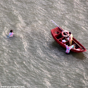 Mariscadoras de Hong Kong