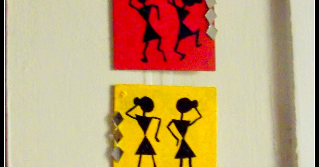 Craftmelange Warli Art Wall Hanging