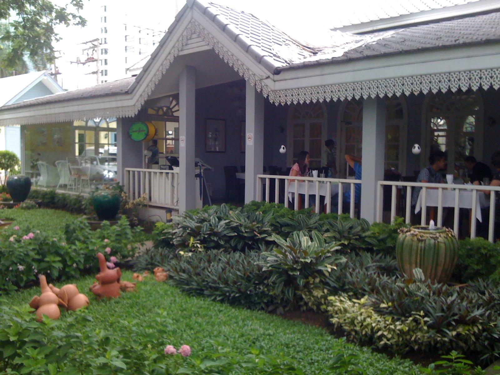 My Food Odyssey Secret Garden Sathorn Bangkok