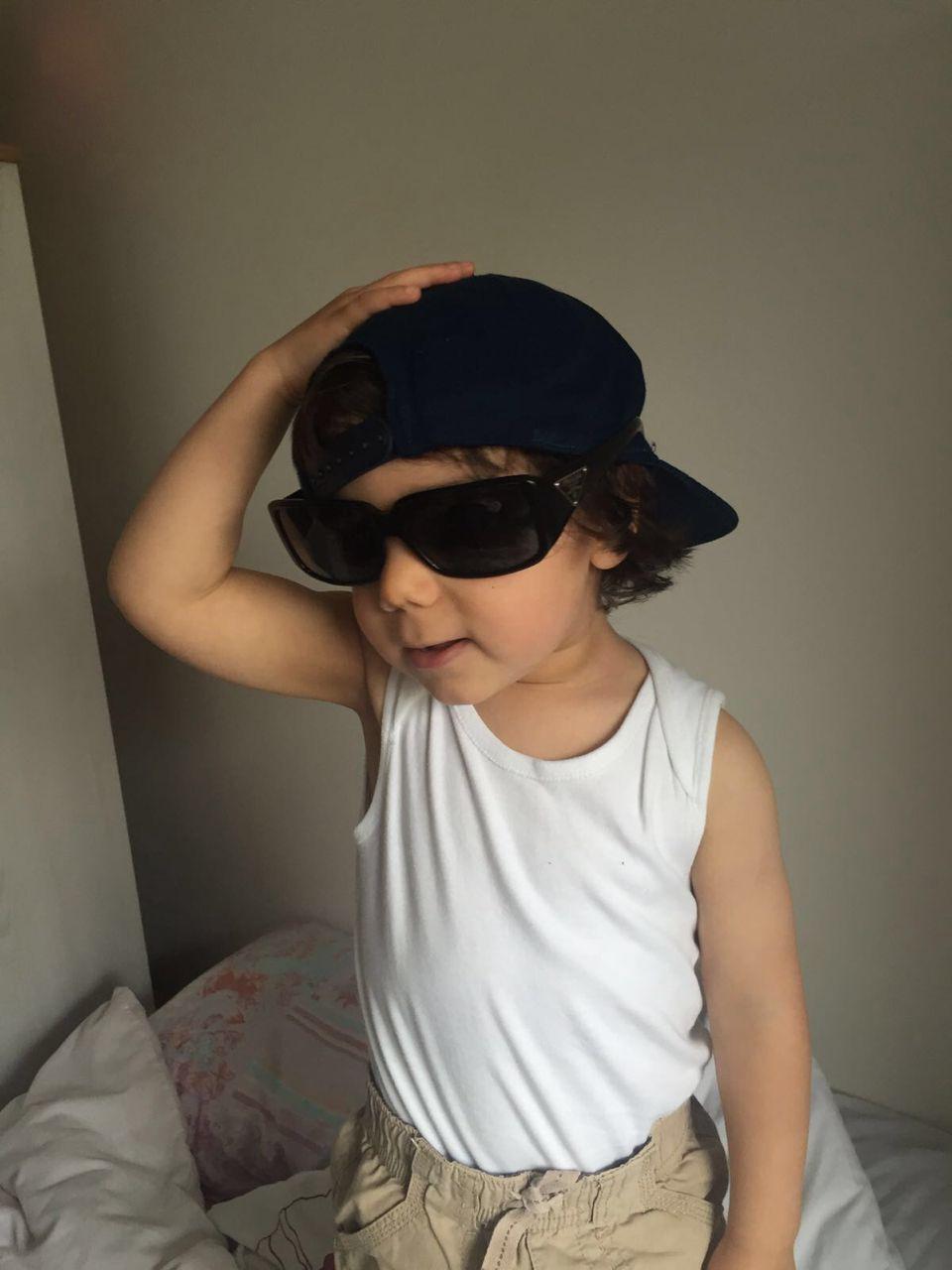 Meu neto Zack