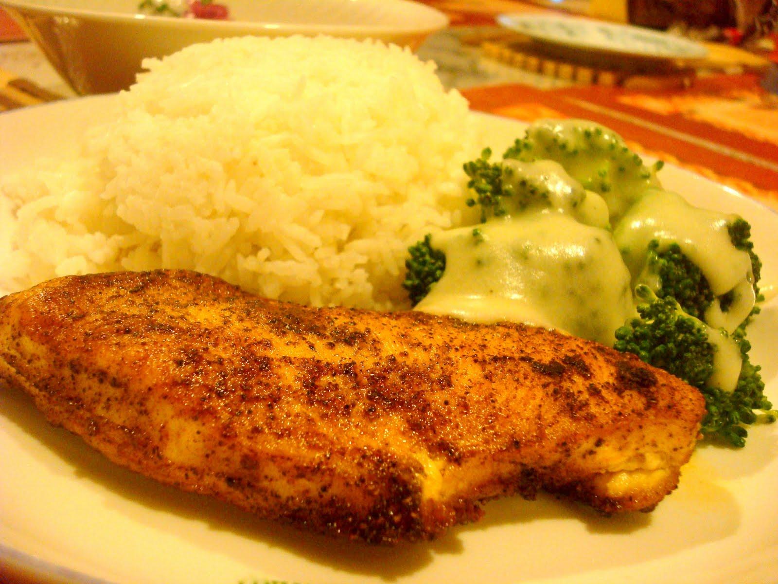 World Cuisine: Grilled Rosemary Chicken~~