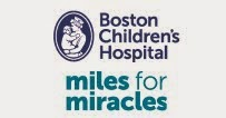 Boston Children's Hospital Miles For Miracles