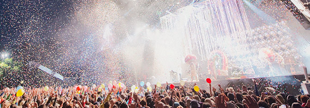 Music Festivals in Japan 2015.