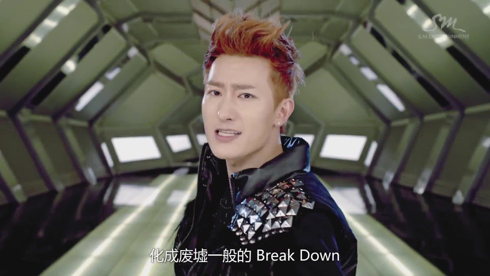 Super Junior-M - Breakdown MV        who-is-whoZhoumi Break Down