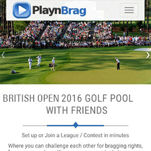 PlayNBrag British Open