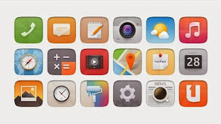 Click Arm, la tablet modular con Ubuntu Touch, nuevos iconos ubnutu touch, tablet ubuntu barata