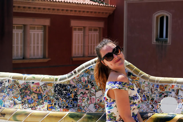 review of parc guell