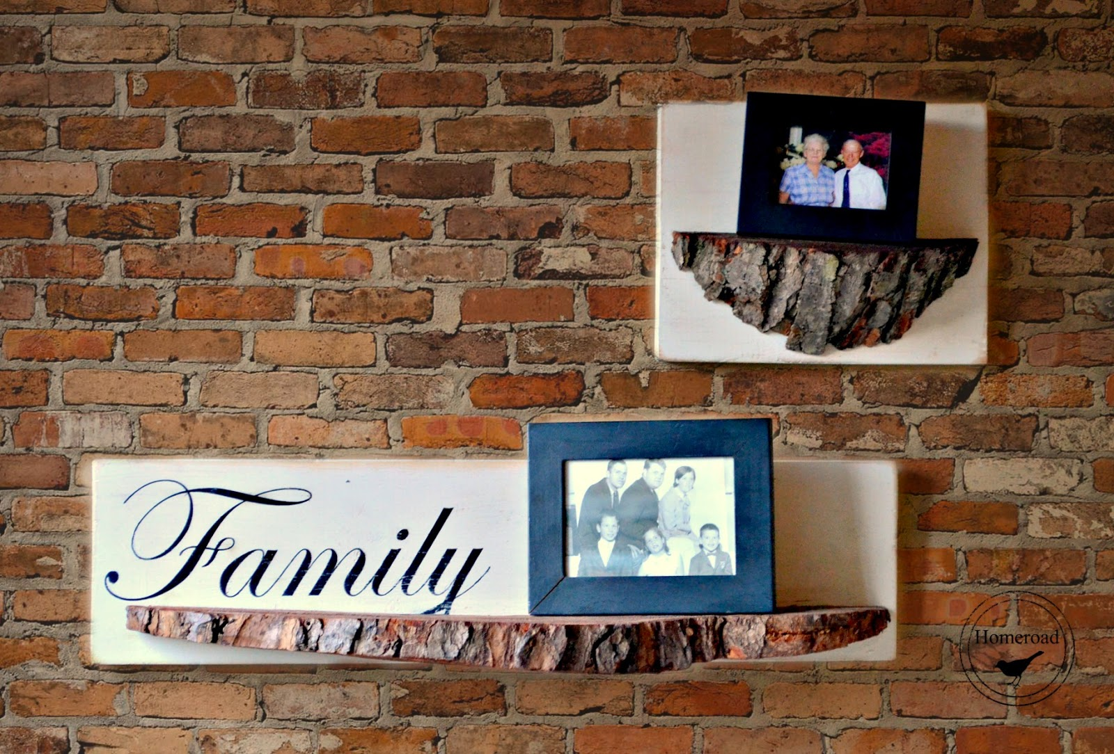 Junkers united with family tree shelves www.homeroad.net