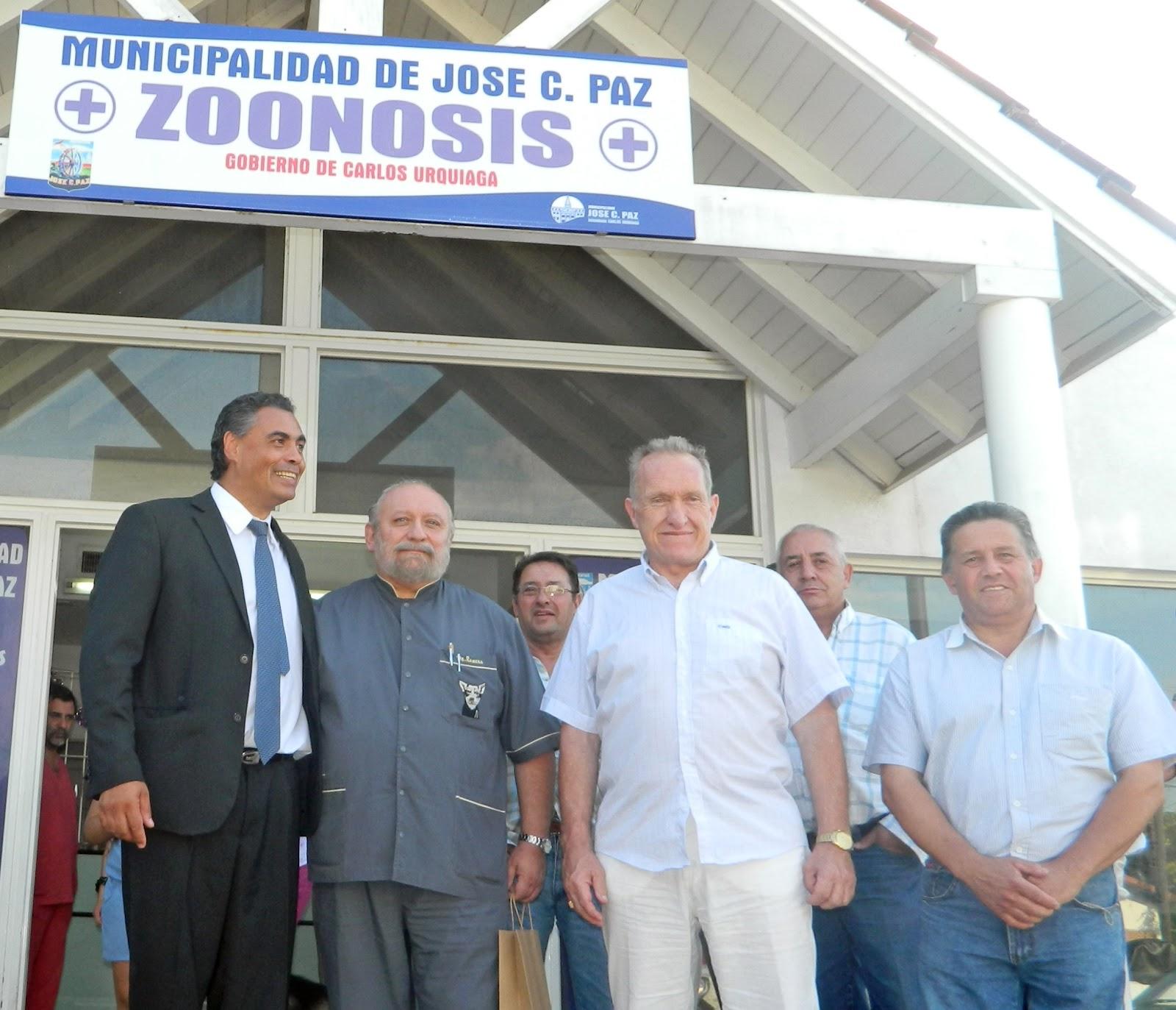 Prensa Municipalidad Jos C Paz Programa Protenencia En
