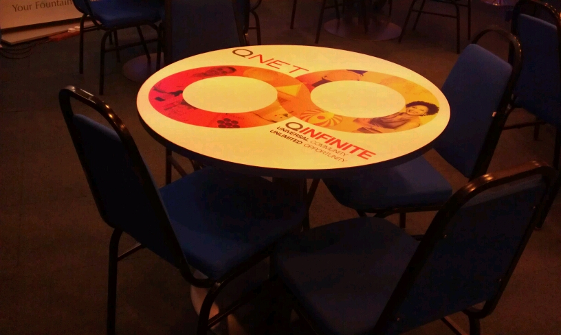 the printing syndicate  one stop printing services Table Sticker for Qnet -> Sticker Table