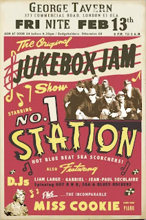 Jukebox Jam flyer