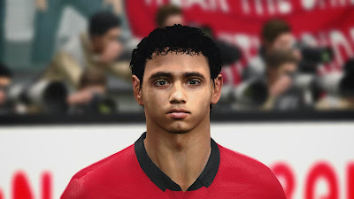 PES 2014 Rafael da Silva Face by Zimon