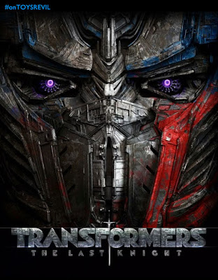 Poster of Transformers The Last Knight 2017 Theatrical Official Trailer Free Download HD 720P