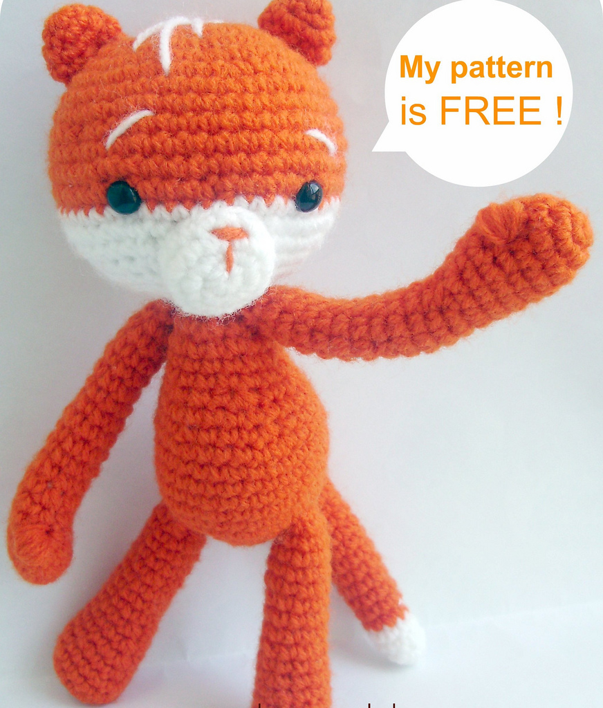 Free Knit Amigurumi Patterns : amigurumi patterns-Knitting Gallery