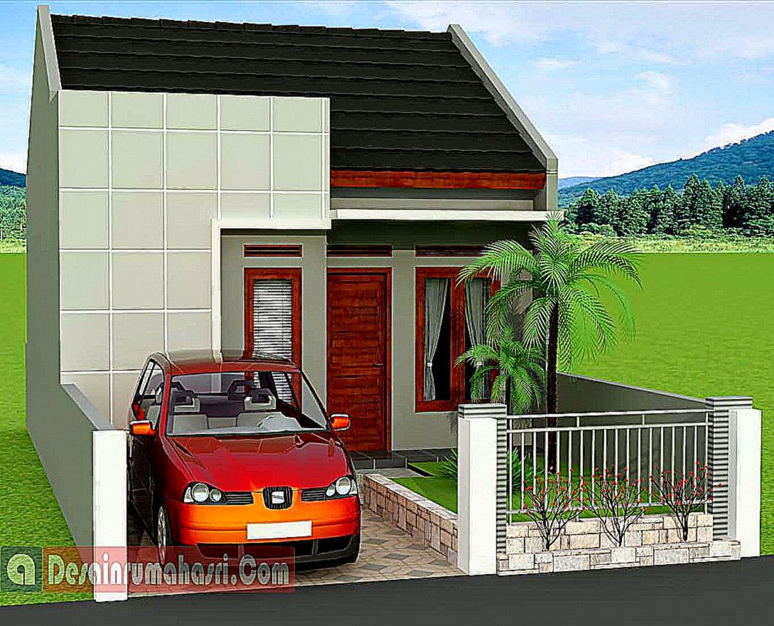 Rumah Mungil Minimalis Modern  Desain Rumah Minimalis   Desain