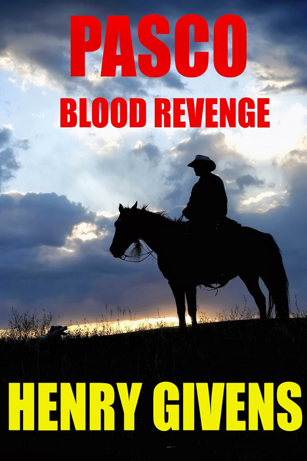 Pasco, Blood Revenge