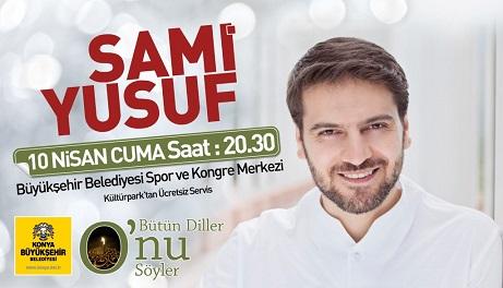 Sami Yusuf Konya Konseri