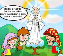 Mãezinha do Céu - Nossa intercessora!
