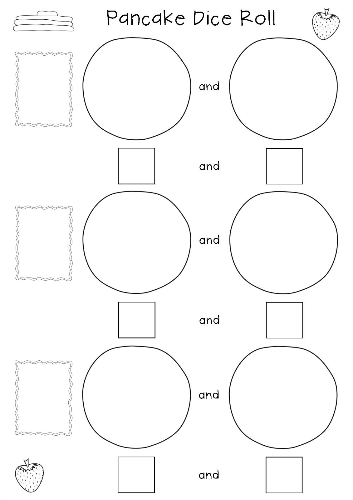 If You Give A Pig A Pancake Printable Worksheets If you have any kids ...