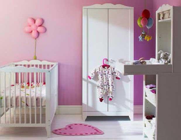 Baby Bedroom Design Pictures