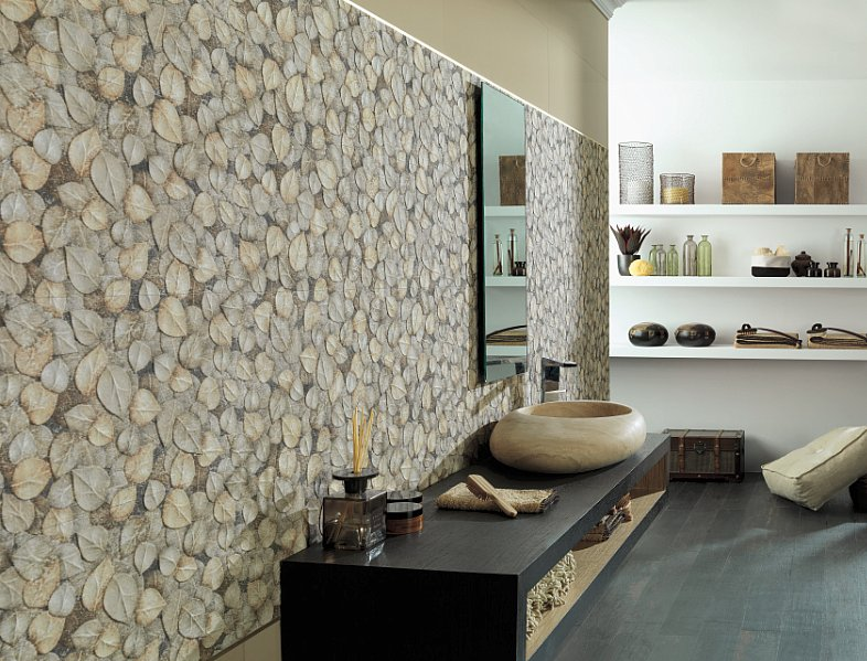 Relief and textures for porcelanosa walls porcelanosa international for Porcelanosa tiles