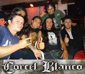 CORCEL BLANCO