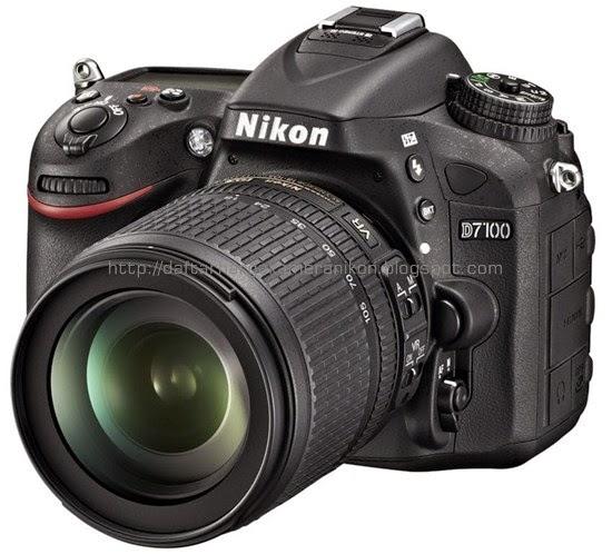 Harga Kamera DSLR Nikon D7100