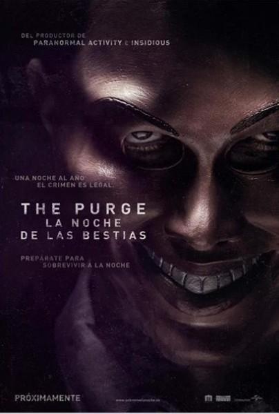 The purge, la noche de las bestias (2013)