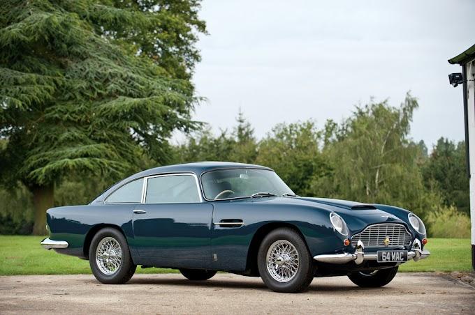 Aston Martin de Paul McCartney é leiloado por R$ 1 milhão