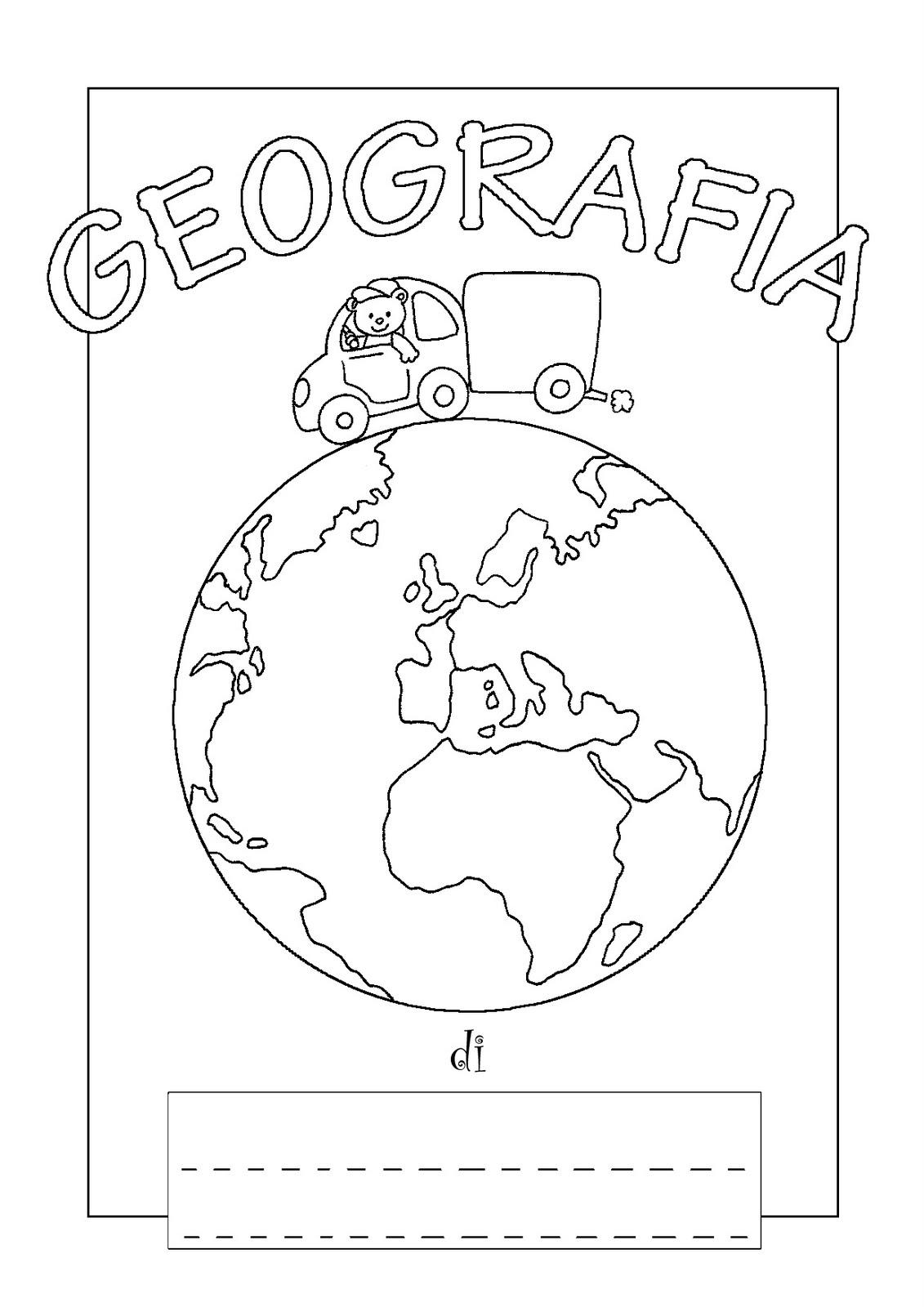 geografia 5 primaria: