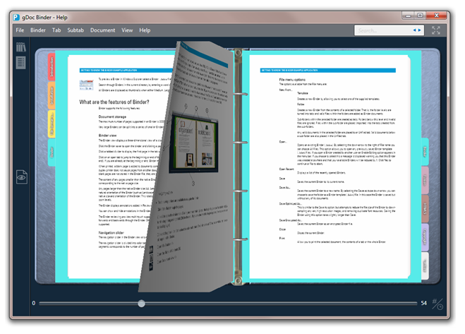 pdf binder free download
