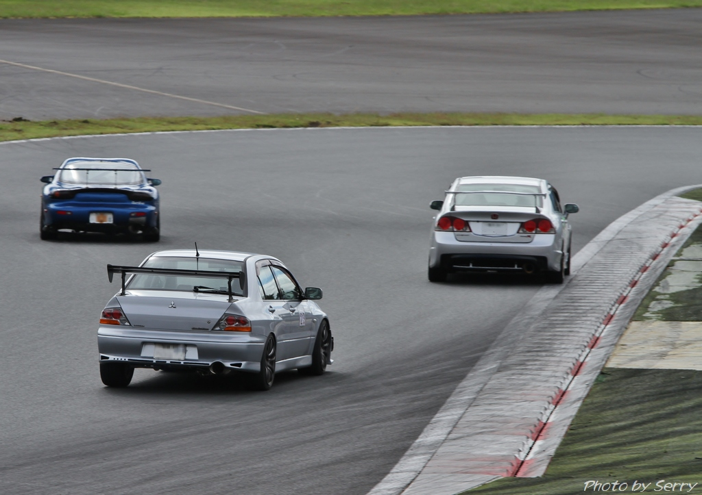 Mazda RX-7 FD, Mitsubishi Lancer Evolution, Honda Civic VIII Type R, samochody do wyścigów, ciekawe sportowe auta, JDM, tuning