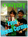 @23 april : 1st Contest Dari xcyber : Pose Depan Cermin