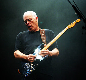 mini guitarra Fender David Gilmour