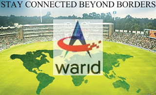 Warid World Cup Offer