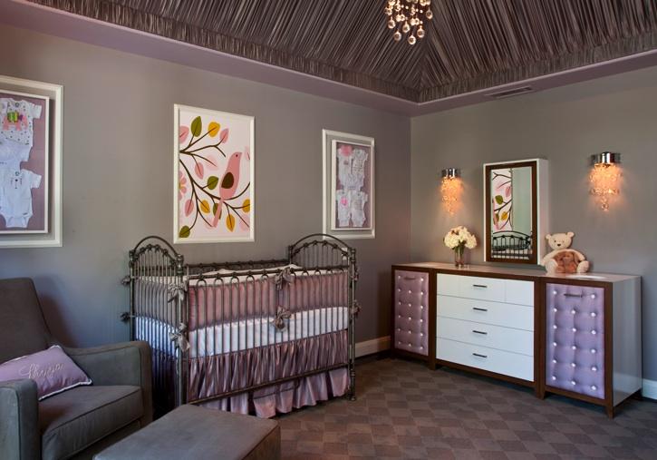 home interior designs baby girl nursery ideas