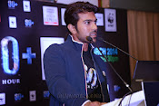 Ram Charan at Earth Hour 2014 Press Meet Photos-thumbnail-13