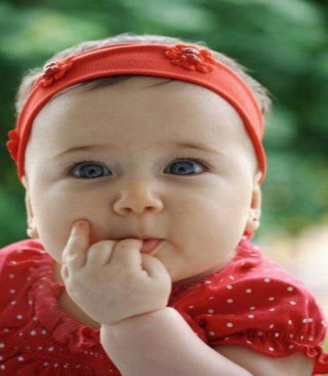 Des merveilleuses photos pour les plus beaux b b s filles - Image bebe fille ...