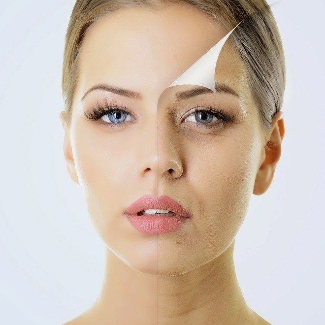 Natürliches Maskenrezept mit Botox Wirkung