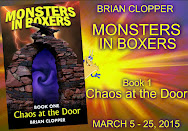 Brian Clopper's Monsters in Boxers Giveaway