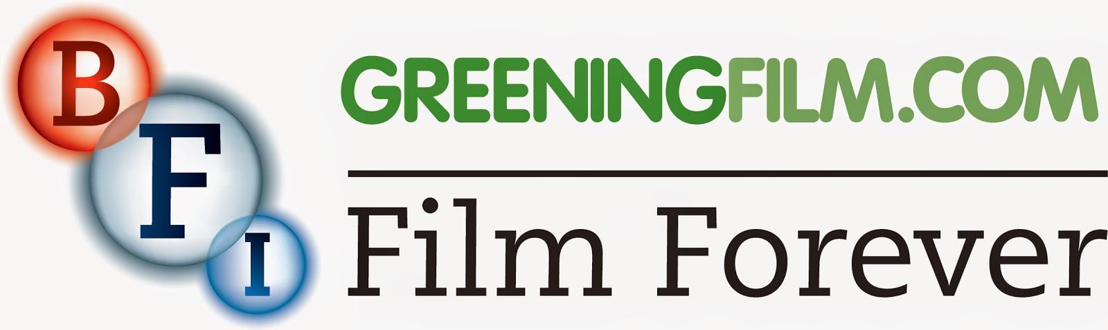 BFI Greening Film